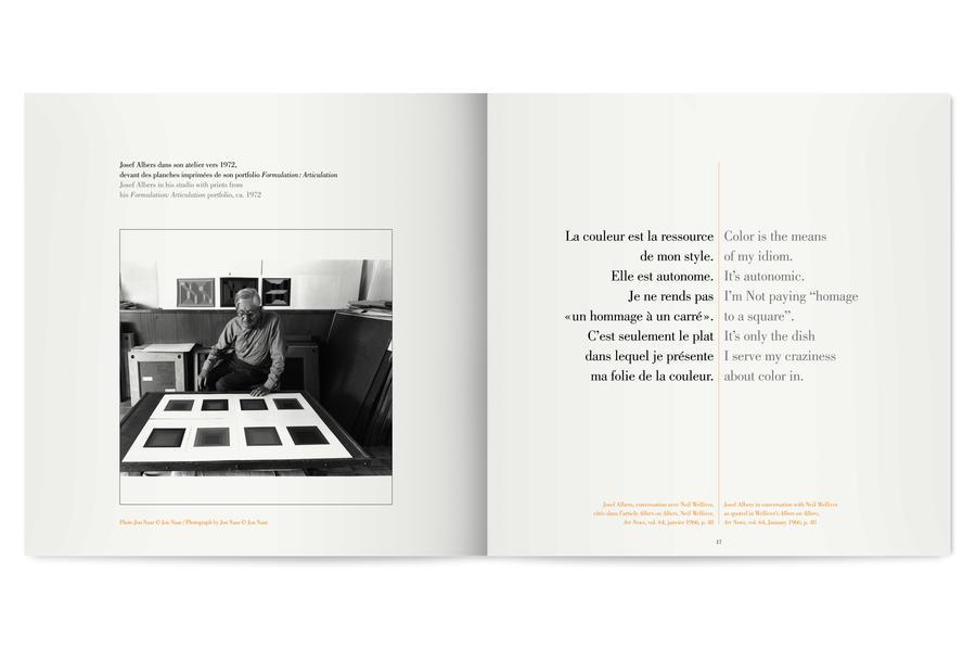UNDOREDO HER Editeur Albers 10 medium
